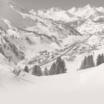 Wintereinbruch in Obertauern steht bevor