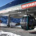 Sonnige Premiere in Obertauern