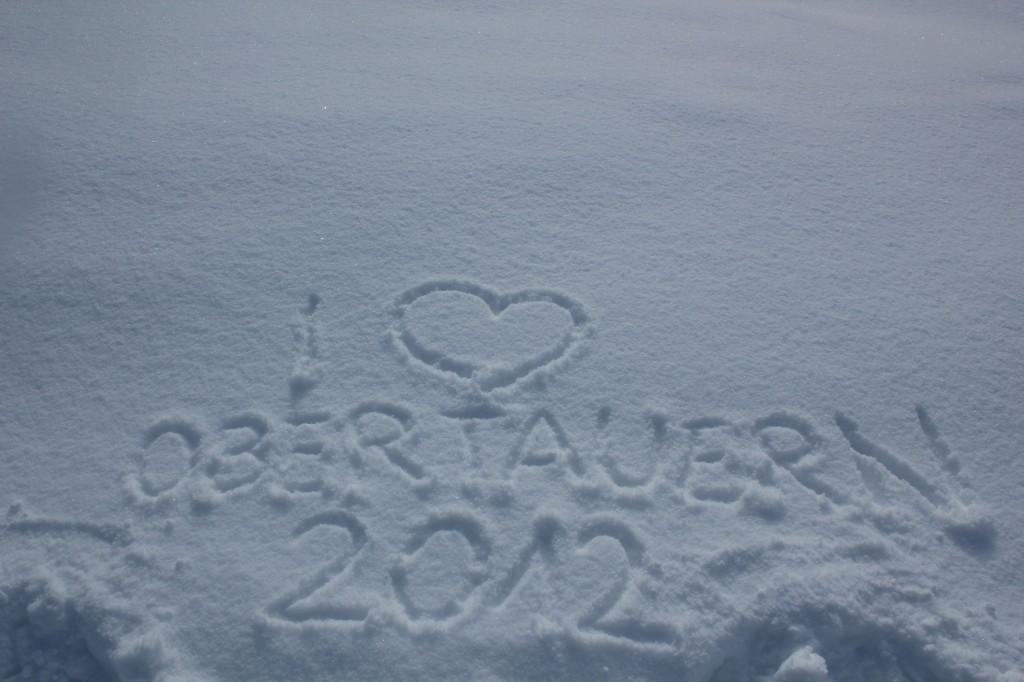 Gründe, Obertauern zu lieben