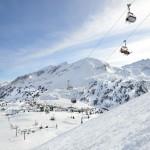 Schnee satt in Obertauern