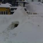 Auch im Sommer herrscht in Obertauern Winterfeeling!