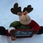 Noch einen Tag bis zu den weißen Weihnachten in Obertauern