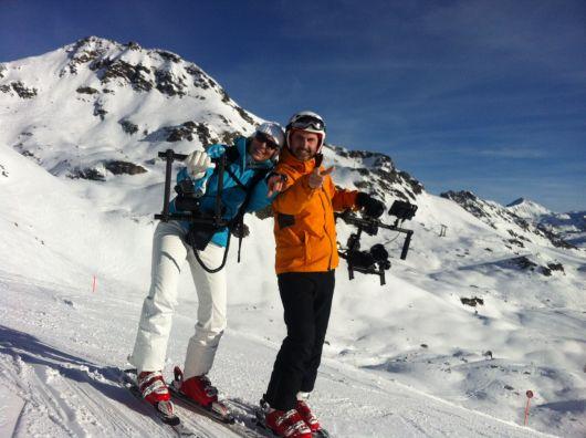 Wer einzigartige Winteraufnahmen will, der sollte in Obertauern fotografieren