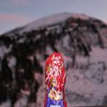 Schokoladekrampusse in Obertauern überall