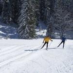 Langlaufen und Biathlon in Obertauern