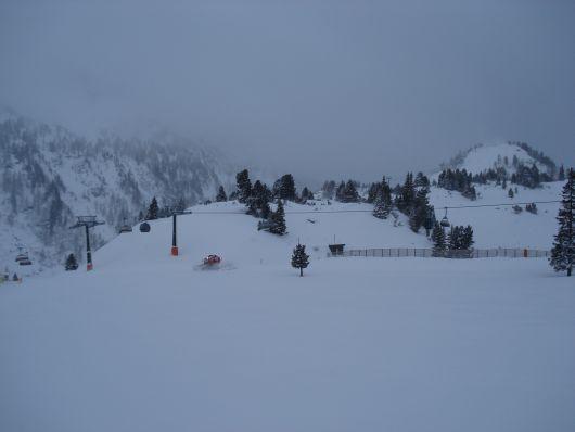 Winter wie früher, in Obertauern schneit es wie früher, jedoch ist der Ort am Puls der Zeit!