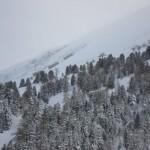 Über einen Meter Schnee in Obertauern