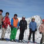 Was für traumhafte Schneebedinungen in Obertauern
