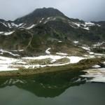 Sommer und Winter – beide finden sich in Obertauern, ein wahrlich besonderer Anblick