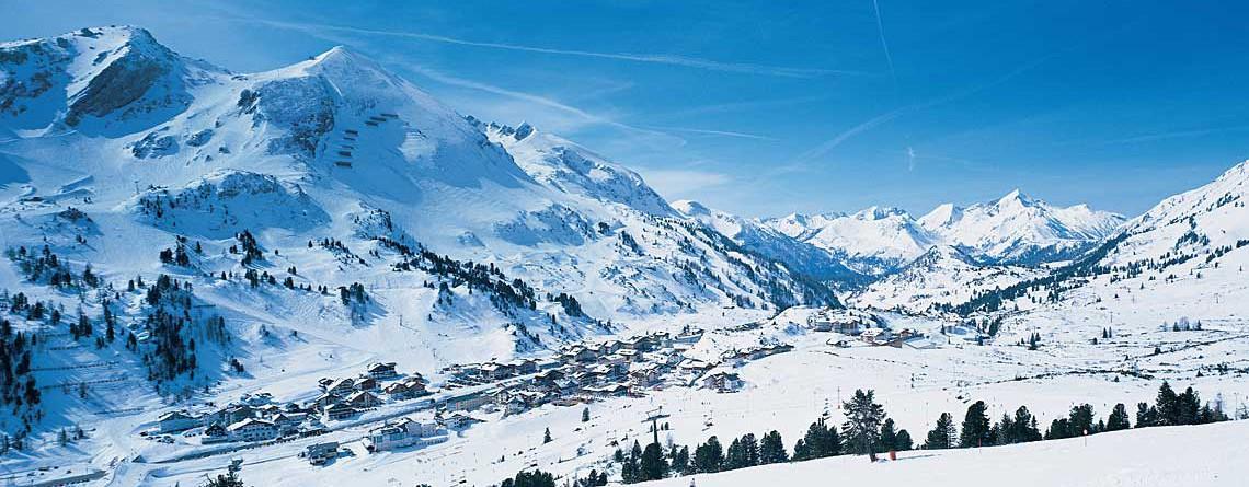 Schneesicheres Obertauern im SalzburgerLand