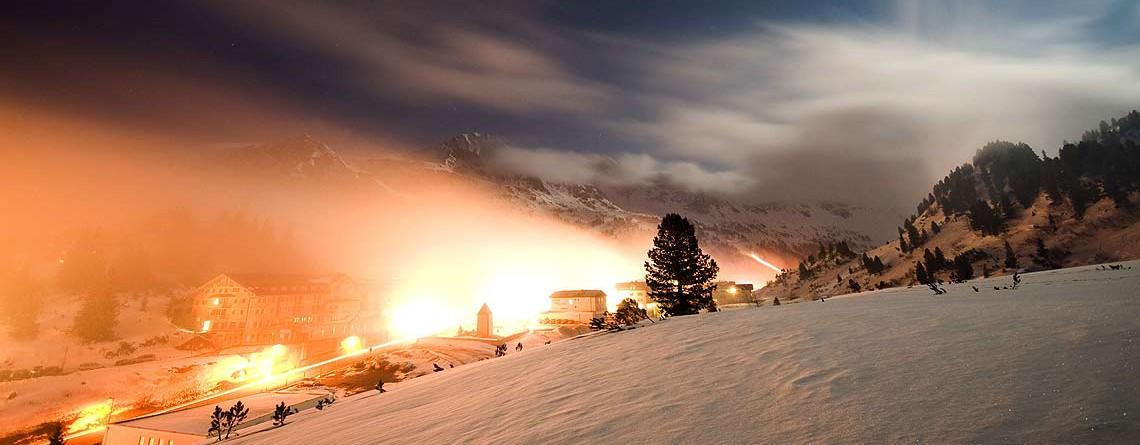 Schneesicheres Höhenskigebiet Obertauern