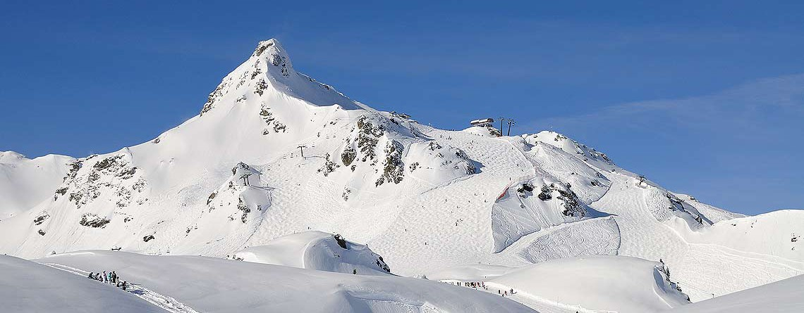 Winterurlaub in Salzburgs Bergwelt