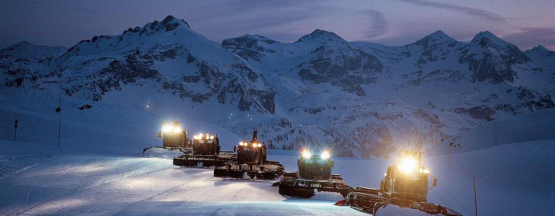 Skiurlaub mit perfekten Pisten in Obertauern