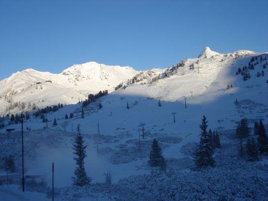 Obertauern ist schon gerüstet für die ersten Gäste der Skisaison 2015/2016