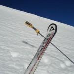 Schnee in Hülle und Fülle in Obertauern