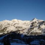 Was für ein Morgen in Obertauern