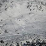 Skivergnügen bei über einem Meter Schnee im Tal!!